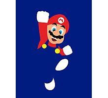 Mario - N64 Smash Bros Photographic Print