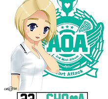 AOA Choa (Heart Attack) by Christie Mannino