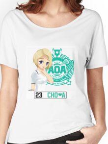 AOA Choa (Heart Attack) Women's Relaxed Fit T-Shirt