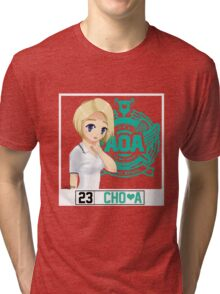AOA Choa (Heart Attack) Tri-blend T-Shirt