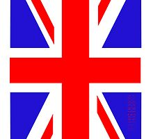 UNION_JACK_iphone_cover by ANDIBLAIR