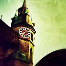 City Hall of Fribourg by jntvisual