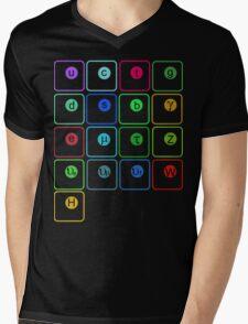 Standard Model of Physics Mens V-Neck T-Shirt