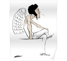 Boris, the Angel Poster