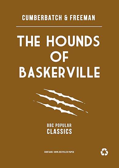 BBC Sherlock - The Hounds of Baskerville Minimalist by ofalexandra