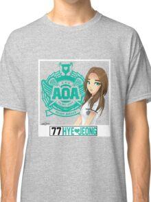 AOA Hyejeong (Heart Attack) Classic T-Shirt
