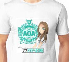 AOA Hyejeong (Heart Attack) Unisex T-Shirt