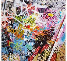 Urban Graffiti Mess by 73553
