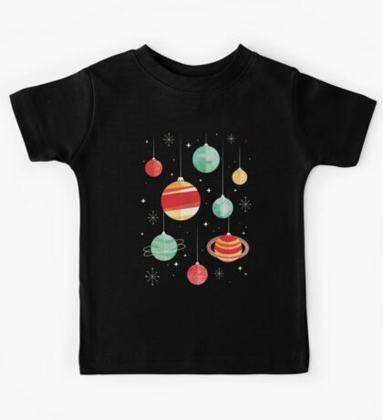 Joy to the Universe Kids Tee
