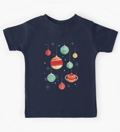 Joy to the Universe Kids Tee