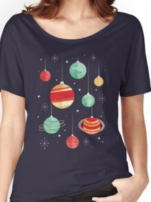 Joy to the Universe Women's Relaxed Fit T-Shirt