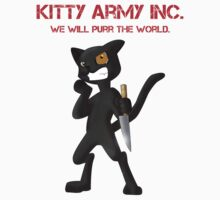 Kitty Army Inc. Pelusa by Palomar78