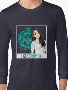 AOA Seolhyun (Heart Attack) Long Sleeve T-Shirt
