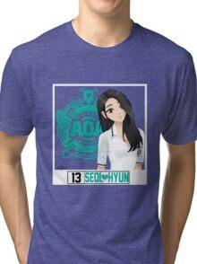 AOA Seolhyun (Heart Attack) Tri-blend T-Shirt