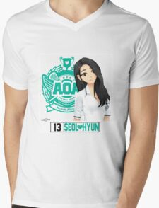 AOA Seolhyun (Heart Attack) Mens V-Neck T-Shirt
