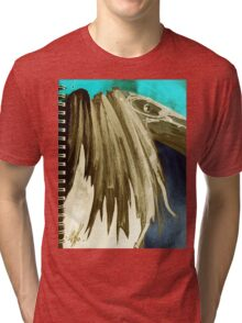the crow Tri-blend T-Shirt