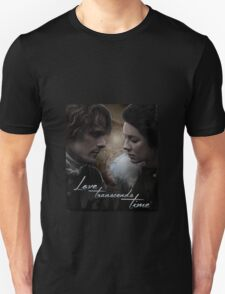 Love Transcends Time Unisex T-Shirt