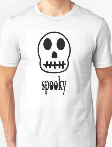 Spooky Skeleton T-Shirt