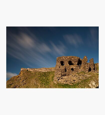findlater castle Photographic Print