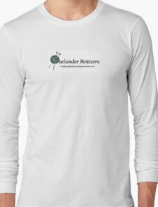 Outlander Knitters 2 Long Sleeve T-Shirt