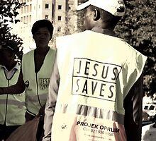 community worker by Debbie Lourens