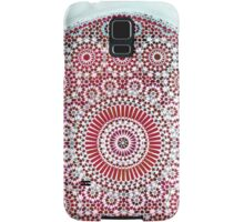 red capricorn Samsung Galaxy Case/Skin