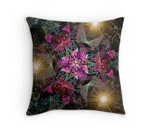 Combinations of three Throw Pillow