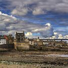 Clouds over South Queensferry by Tom Gomez