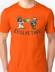 Evolve this!! Unisex T-Shirt