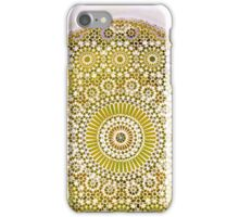 solar plexus iPhone Case/Skin