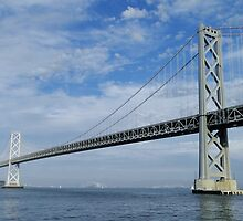 The Bridge To Yerba Buena by Barrie Woodward