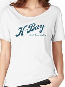 K-Bay Women's Relaxed Fit T-Shirt