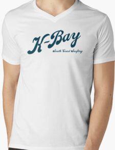 K-Bay Mens V-Neck T-Shirt