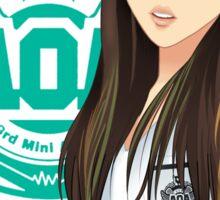 AOA Mina (Heart Attack) Sticker