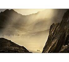 Lost Boat Photographic Print