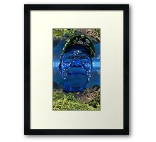 The Navi Hawaiian  Framed Print