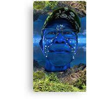 The Navi Hawaiian  Canvas Print