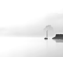 B & W Sunrise by César Torres