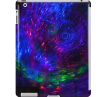 An OCF Booth View at Night iPad Case/Skin