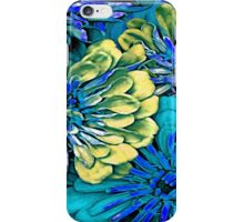 Flowers #4a iPhone Case/Skin