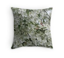 Magnitude Throw Pillow