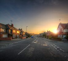 Suburban Sunrise 9.0 by Yhun Suarez