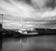 Lone Vessel by RBuchhofer