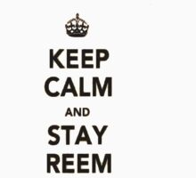 Keep Calm Reem by STricker