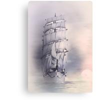 Sea stories 4 ........ Canvas Print