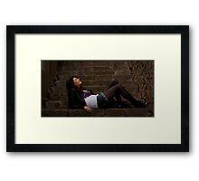 Sammie Framed Print