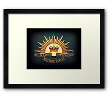 To Give Up Their Own So Others Could Live In Freedom Framed Print