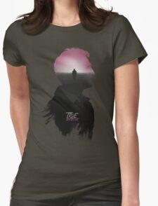 True Detective 'Cohle' Tee Womens Fitted T-Shirt