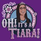 Oh! It&#x27;s a Tiara! by trekspanner