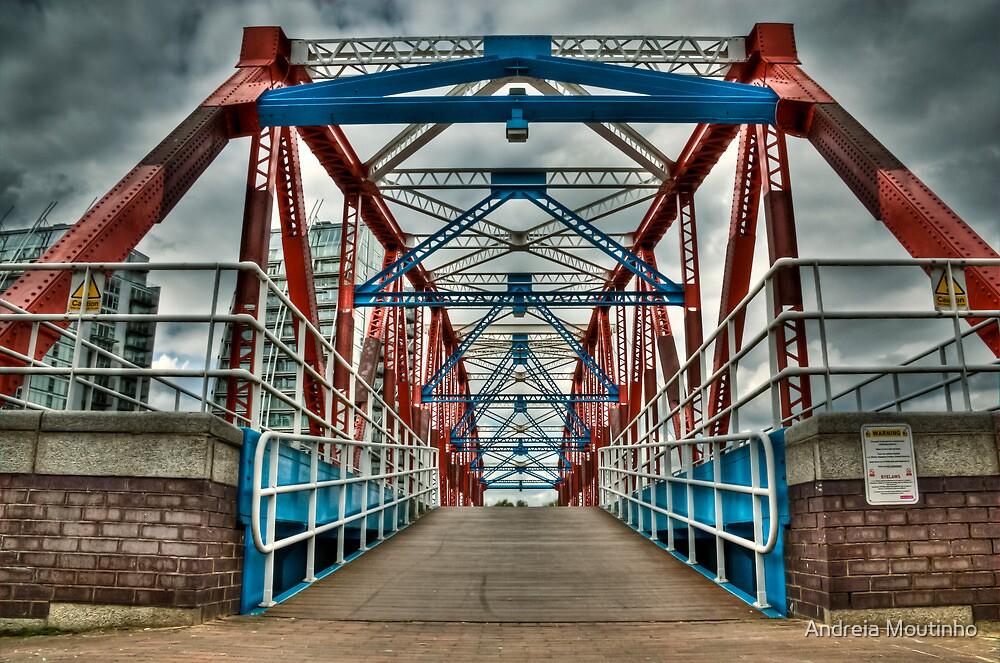 Detroit Bridge by Andreia Moutinho